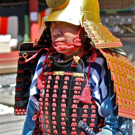 1,000 Samurai Procession in Nikko