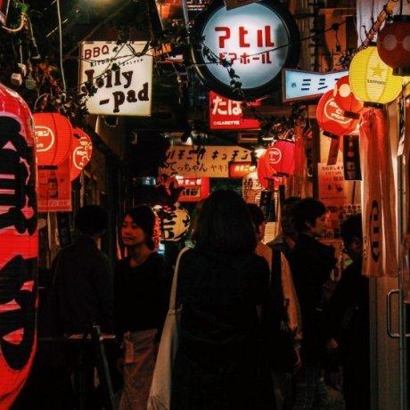 Harmonica Alley Yokocho