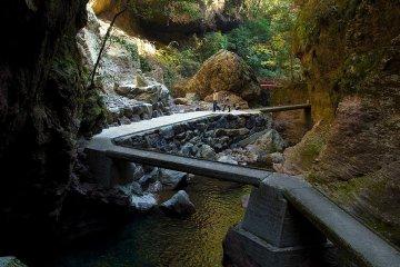 Nakatsu Gorge