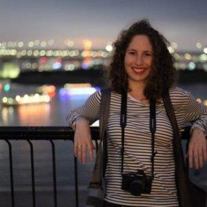 Imogen Riethmuller profile photo