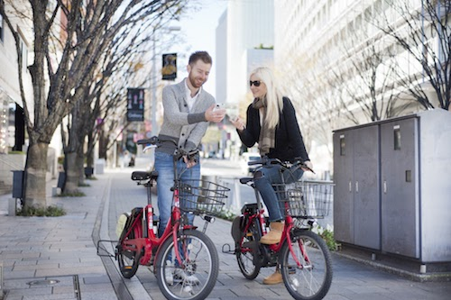 City Bikes for Tourists