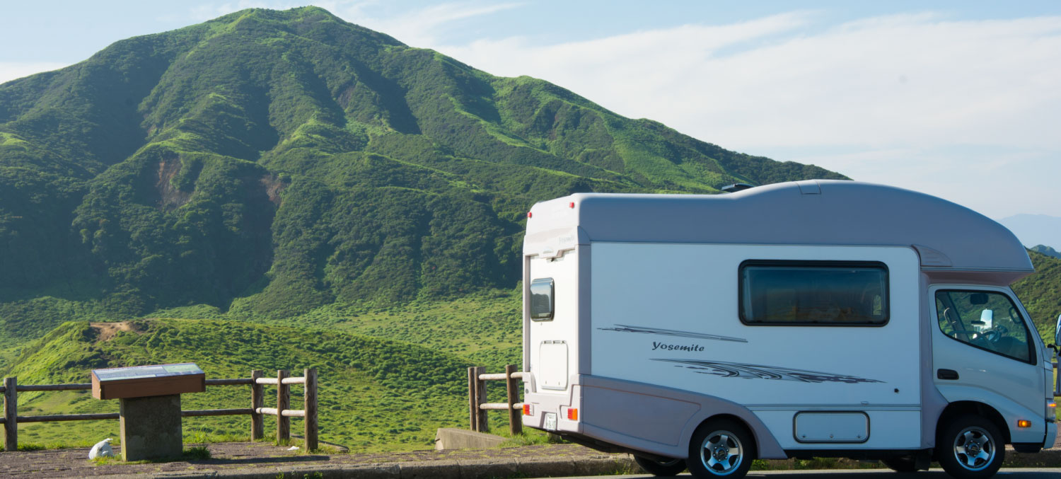 Camping In Japan Feature Japan Travel