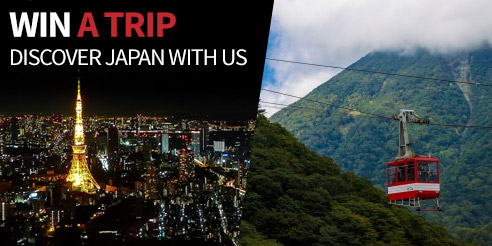 Discover Japan with Us