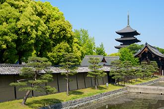 Toji (Kyoo-Gokoku-ji Temple)