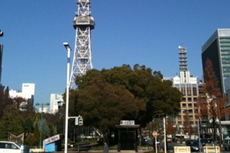 Nagoya's TV Tower