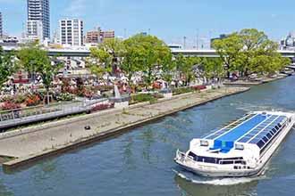 Osaka Suijo Bus Aqua-Liner
